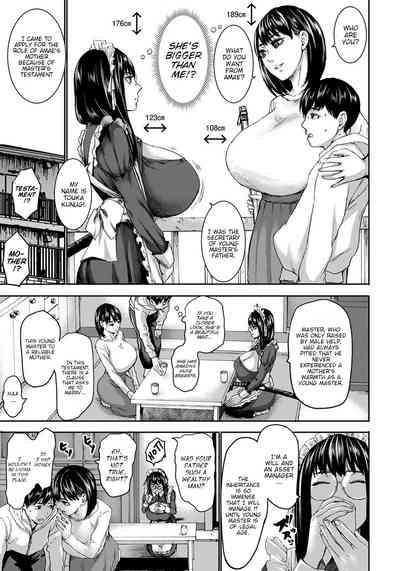 Shichinin no Mama   Seven Mothers Ch. 1-8 6