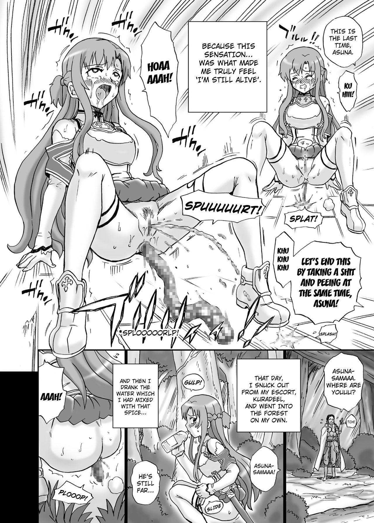 TAIL-MAN ASUNA BOOK 30