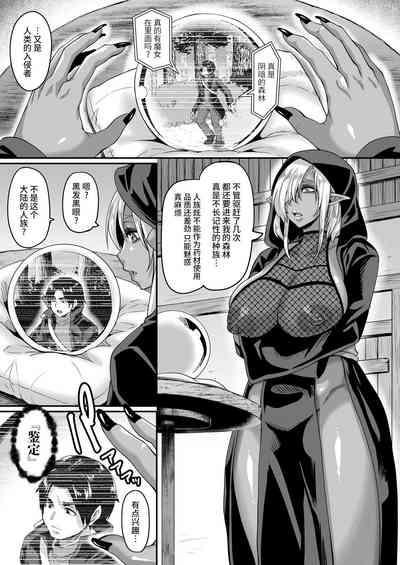 Isekai Tensei shite Yarichin Yuusha ni Natta Ore ga, Chimajo Elf ni Sakusei Saremakutta 4
