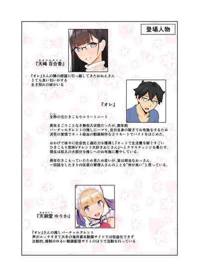 Onee-san wa Nama Haishin ga Osuki 2