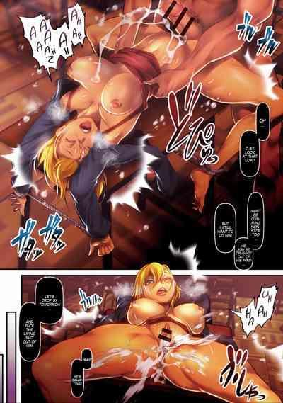 Nyotaika Yankee Oshioki sareru   Punishing a Gender Bent Delinquent 3