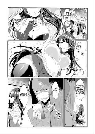 Mahou Shoujo Azami wa Ochite Saku 4
