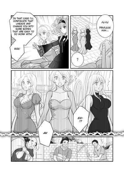 Misogyny Conquest Chapter 4 1