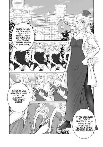 Misogyny Conquest Chapter 4 4