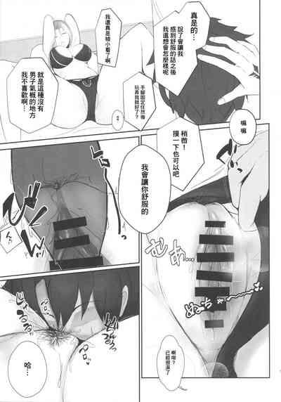 Carmilla-san o Kuzushitai. | 卡米拉小姐面臨崩壞 5