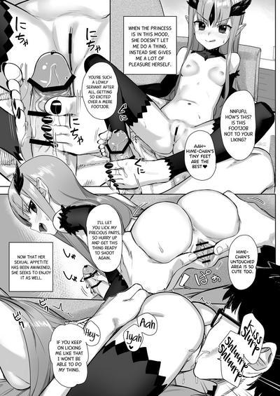Mazoku no Hime ga Ore no Maryokujiru o Matomete Yamenai Ken | The Demon Princess Keeps Demanding My Magical Juices 6