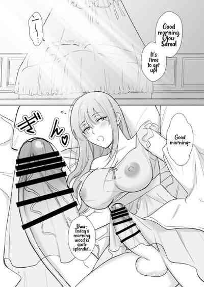 Futanari Mistress' Morning Wood♥ 4