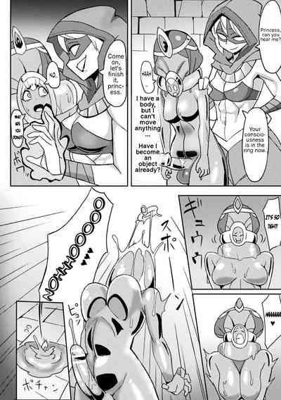 Yubiwa ni Sareta Oujo-sama | The Ringed Princess 9