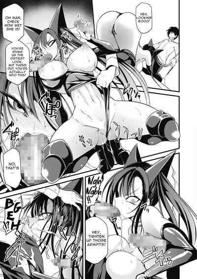 Rankou Majutsu! Hellcat | Slut of Hand! Hellcat 6